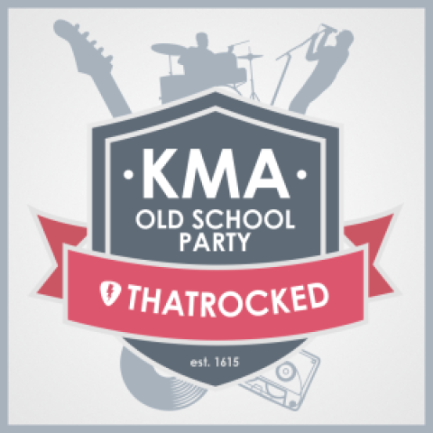 KMA OLD SCHOOL PARTY: that rocked!